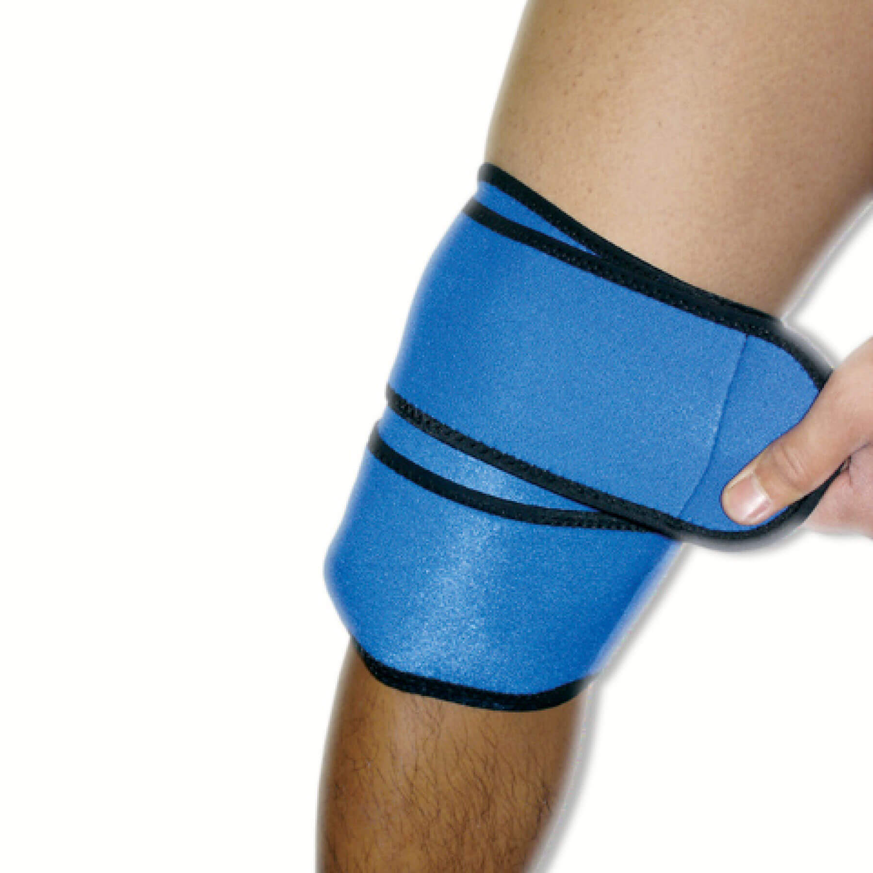 Hot/Cold Wrap on knee