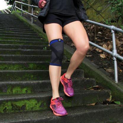 3D Knee on runner