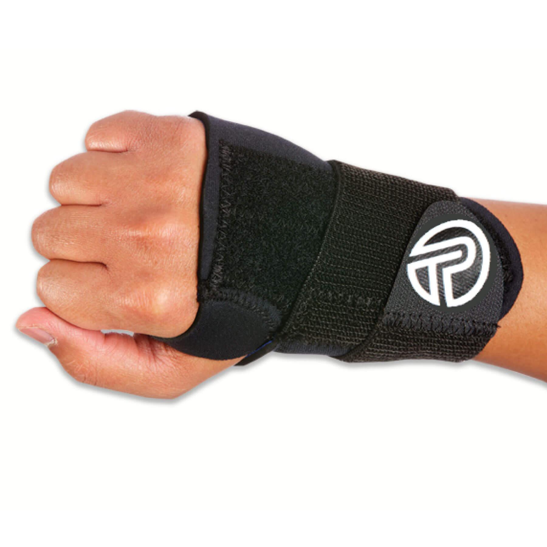Clutch on Wrist