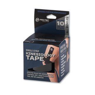 Single Strip Kinesiology Tape in packaging